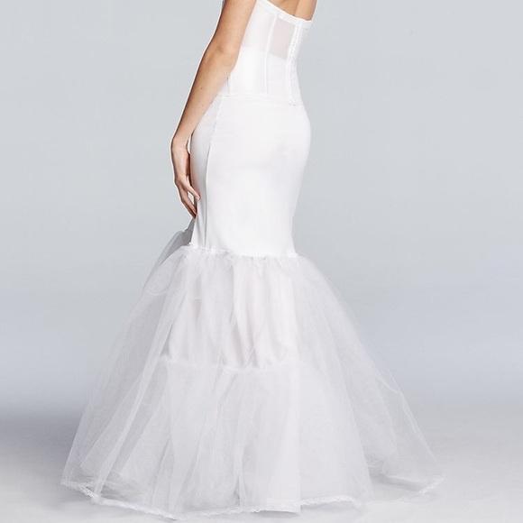 5f5f26125b8 David s Bridal Other - David s Bridal A-line Silhouette slip